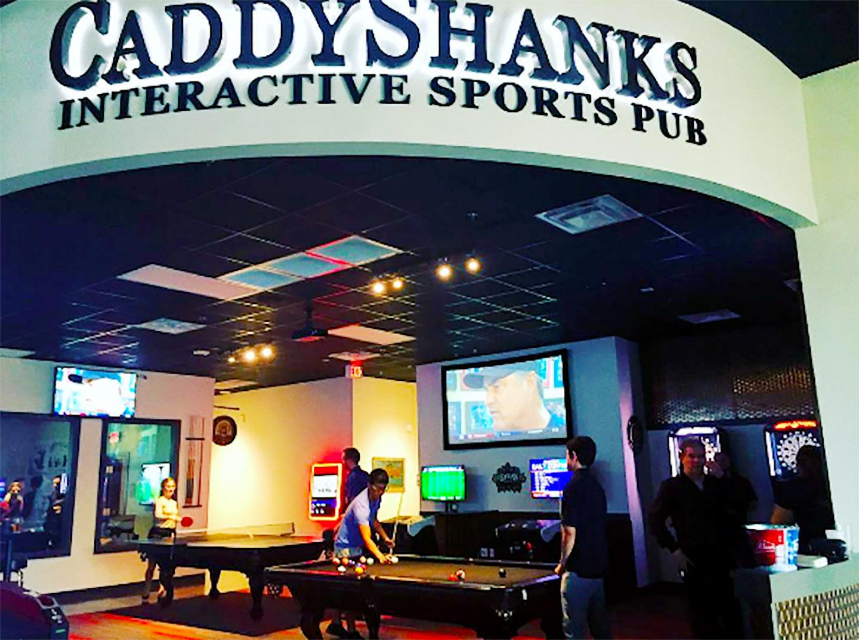 Caddy Shanks Draftpro Systems