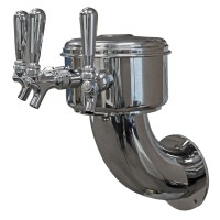 Lantern, 3 to 5 Faucets, Air Cooled