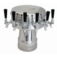 Mushroom, 4 to 6 Faucets, Glycol Cooled