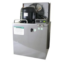 Glycol Chiller, 1/3rd Horsepower, 125 ft, 2 Pumps