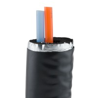 Glycol-Only, PVC-Jacketed trunkline