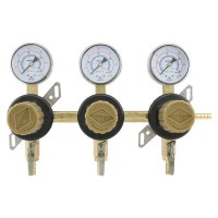 Secondary Regulator, CO2, 3-Way