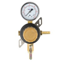 Secondary Regulator, Single Gauge
